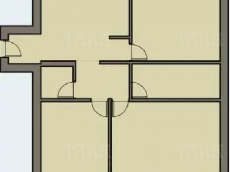 Apartament Cu 3 Camere Manastur ID V794781 6