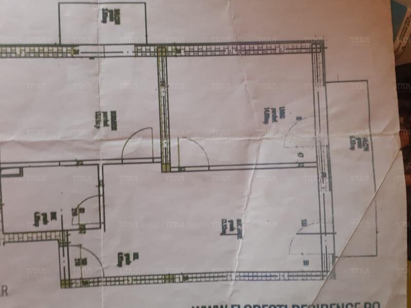 Apartament Cu 2 Camere Floresti ID V1032357 3