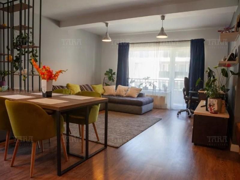 Apartament cu 3 camere, Buna Ziua