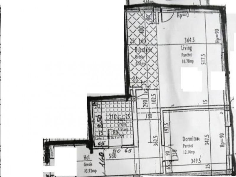 Apartament Cu 2 Camere Floresti ID V649890 13