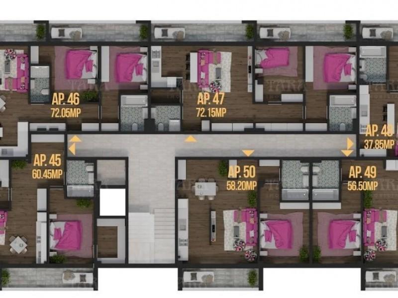 Apartament Cu 3 Camere Zorilor ID V517313 3
