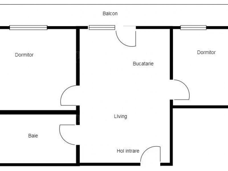 Apartament Cu 2 Camere Zorilor ID V1123433 5