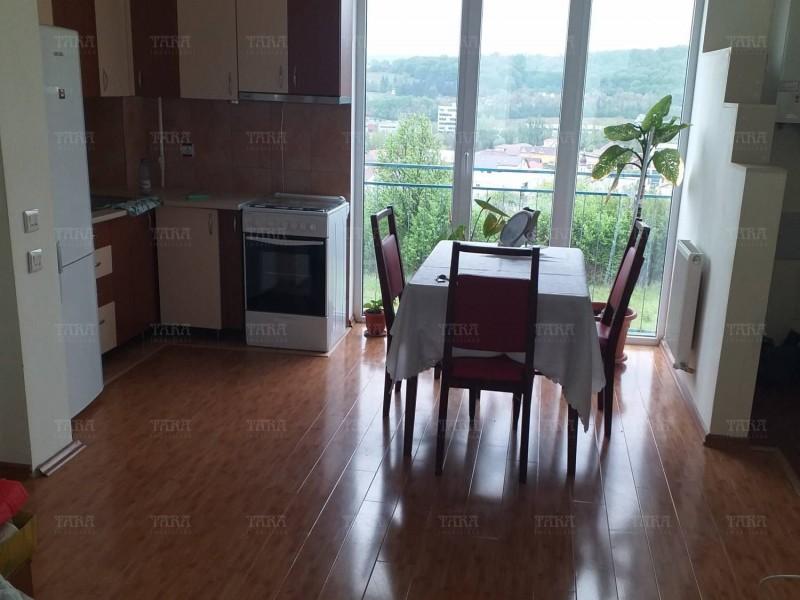 Apartament cu 4 camere, Dambul Rotund
