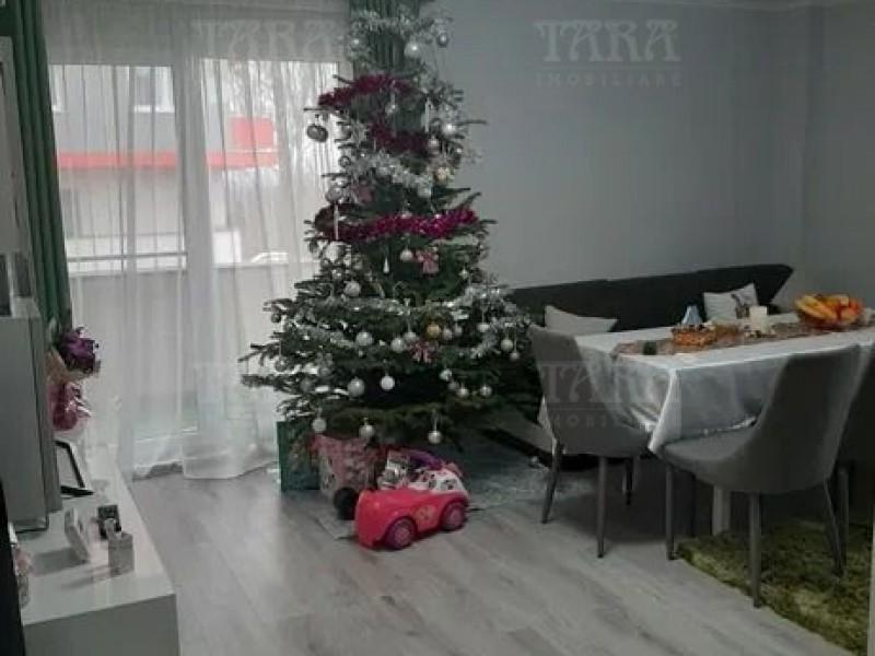 Apartament Cu 3 Camere Floresti ID V852741 2