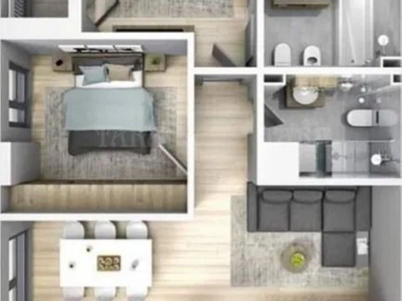 Apartament Cu 3 Camere Floresti ID V905599 7