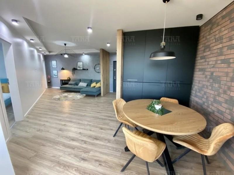 Apartament Cu 3 Camere Floresti ID V1102870 2