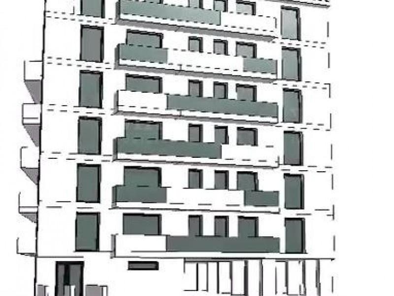 Apartament cu 3 camere, Plopilor