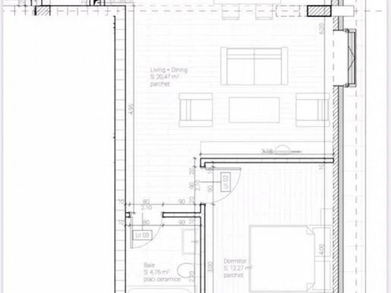 Apartament Cu 2 Camere Dambul Rotund ID V974838 7