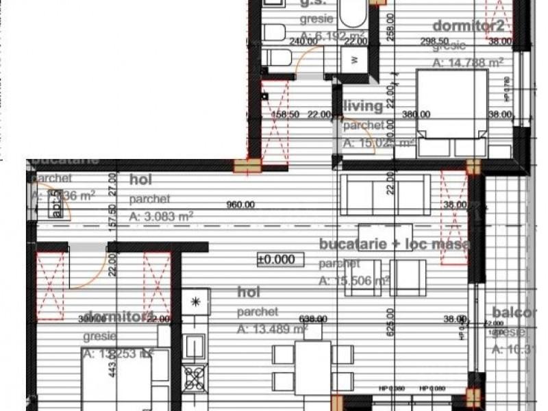 Apartament Cu 3 Camere Grigorescu ID V567094 3