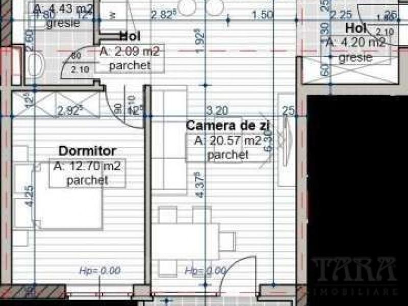 Apartament Cu 2 Camere Andrei Muresanu ID V373526 1