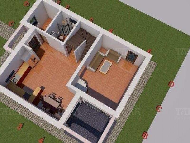 Casa Cu 4 Camere Borhanci ID V494725 2