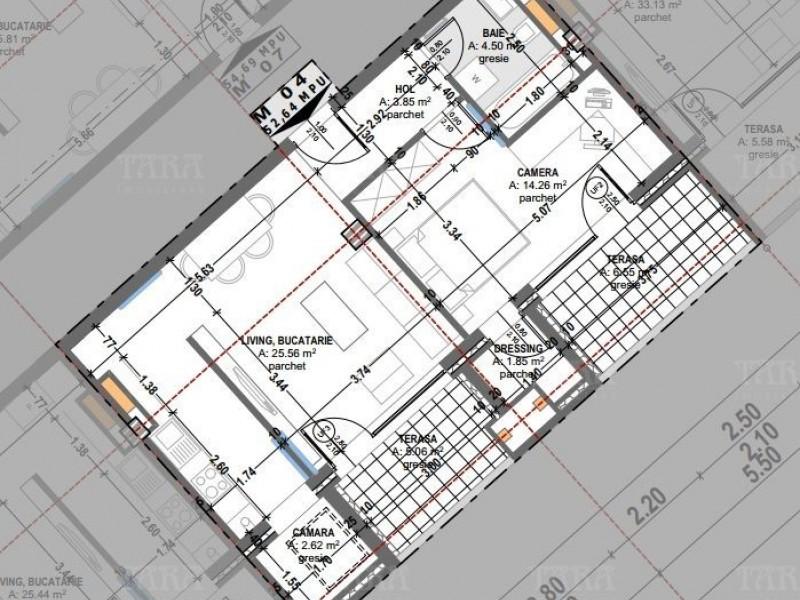 Apartament Cu 2 Camere Marasti ID V587473 1