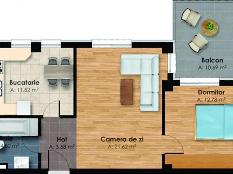 Apartament Cu 2 Camere Semicentral ID V547926 1