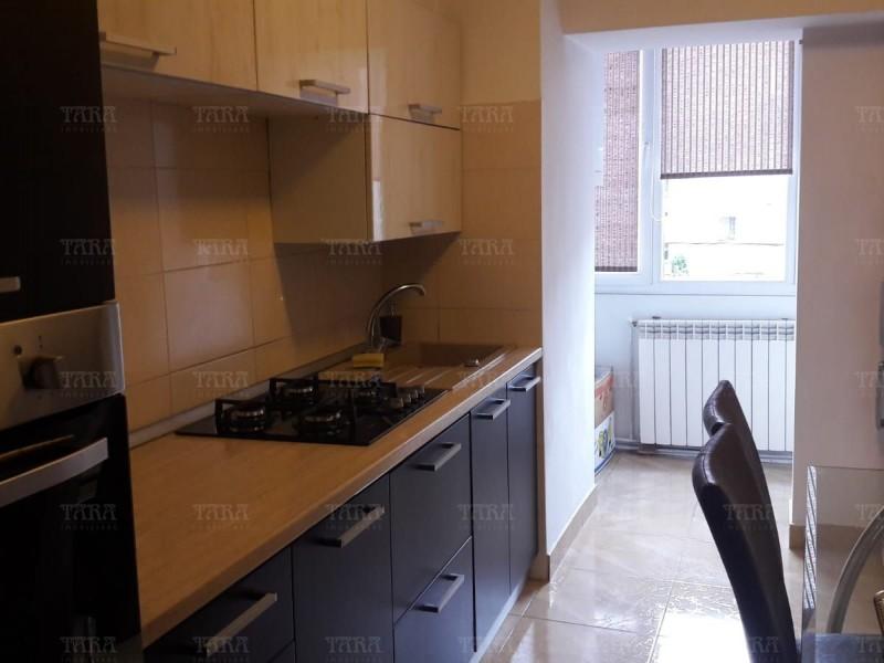 Apartament Cu 3 Camere Gheorgheni ID I562728 2