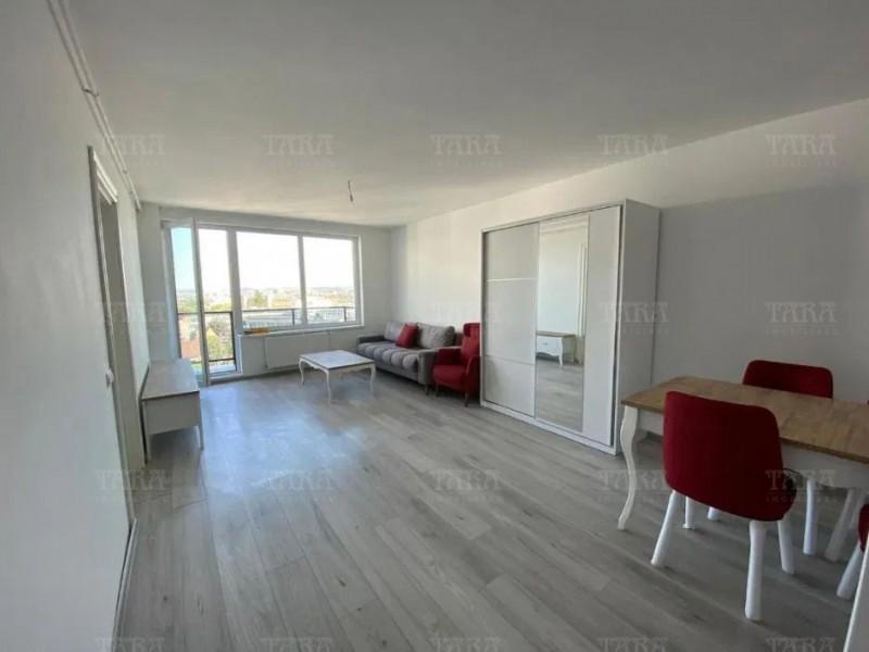 Apartament 1 camera, Iris