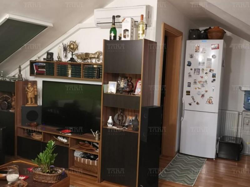 Apartament cu 3 camere, Someseni