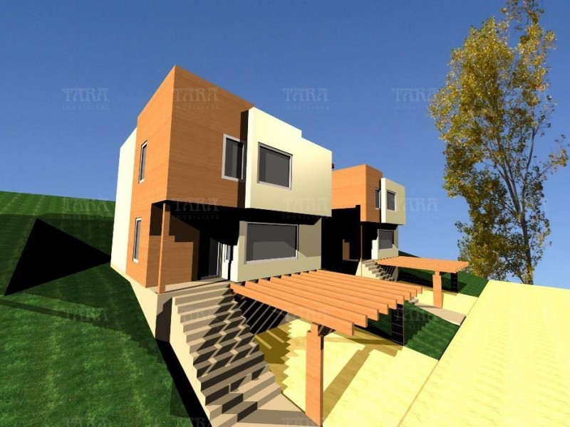 Casa cu 5 camere, Floresti