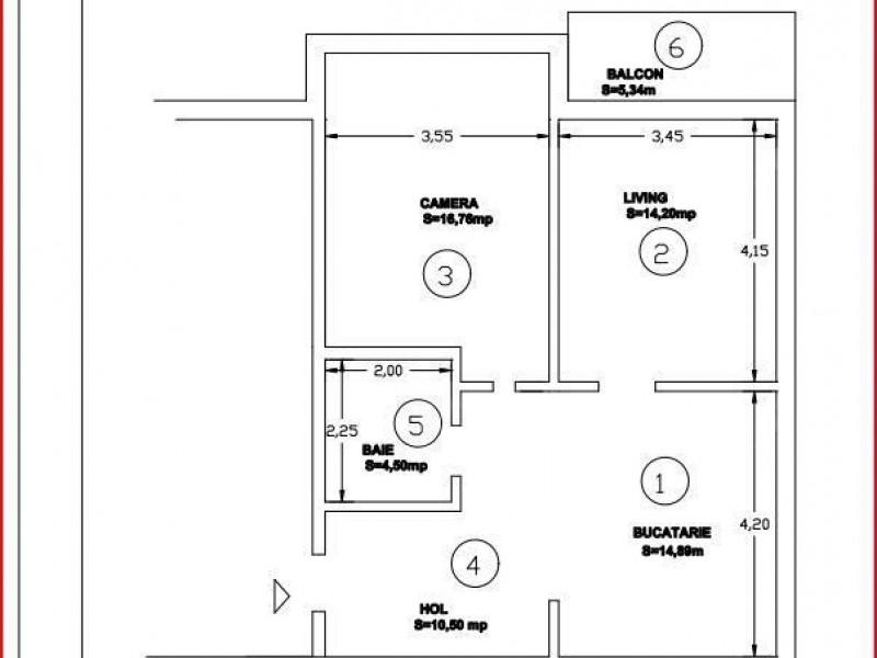 Apartament Cu 3 Camere Floresti ID V965073 5
