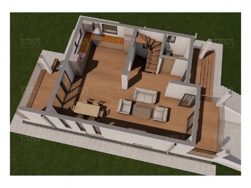 Casa Cu 4 Camere Iris ID V343009 2